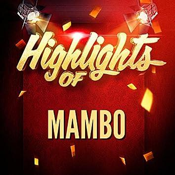 Highlights Of Mambo