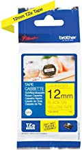 Brother TZE-631S P-Touch Ribbon, 12mm x 4m