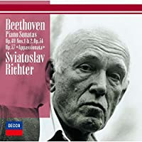 ベートーヴェン:ピアノ&ソナタ第19番&第20番&第22番&第23番「熱情」
