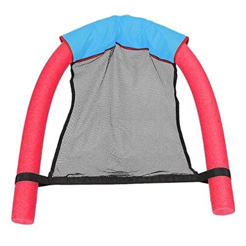 Piscina inflable flotante hamaca flotador tumbona cama flotante silla piscina hamaca inflable cama piscina fiesta juguete, 75x1500mm