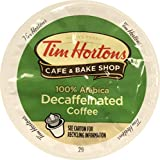 Tim Horton's Single Serve Coffee Cups, Decaffeinated, 72 Count - Packaging May Vary