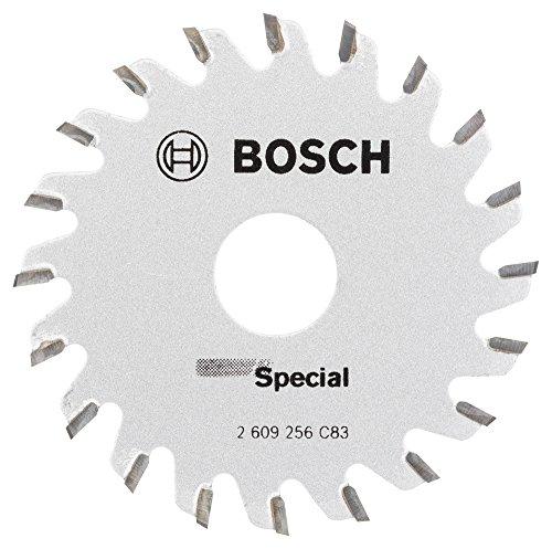 Bosch 2609256°C83Plunge Saw Circular Saw Blade for Handheld Circular Saws/65x 15x 1.6mm