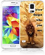 S5 Case Samsung Galaxy S5 Case Viwell Soft Case Rubber Silicone Quotes Never Forget Who You Are
