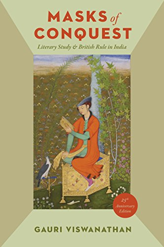 Masks of Conquest: Literary Study and British Rule in India (English Edition)