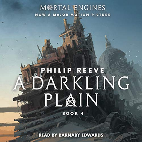 A Darkling Plain audiobook cover art