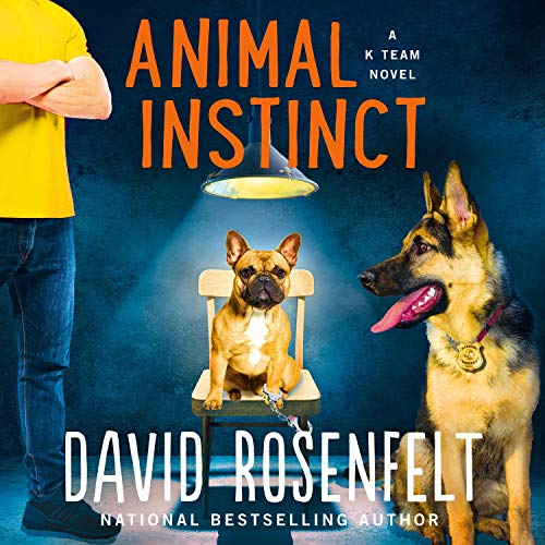 Animal Instinct Audiobook By David Rosenfelt cover art