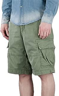 Ralph Lauren Mens Denim & Supply Olive Green Cargo Shorts