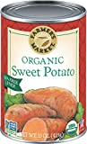 Enjoy the Farmer's Market recipe for Organic Sweet Potato Puree. Make organic sweet potato a wonderful vegetable side dish to your favorite meal. Natural sweetness lends itself to a wide variety of delicious recipes such as sweet potato pie, pancakes...