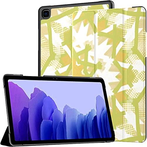 Funda para Samsung A7 2020 Diseño gráfico de Mandala geométrico Antiguo para Samsung Galaxy Tab A7 de 10,4 Pulgadas 2020 Compatible con Funda Galaxy A7 Funda para Tableta Funda de Piel sintética