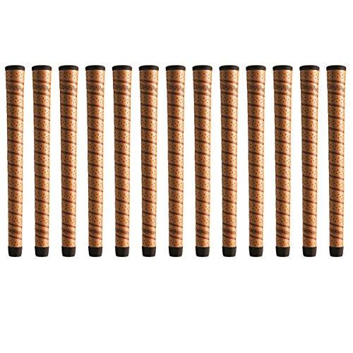 Winn DriTac Wrap Standard Copper Golf Grip Bundle (13 Piece)