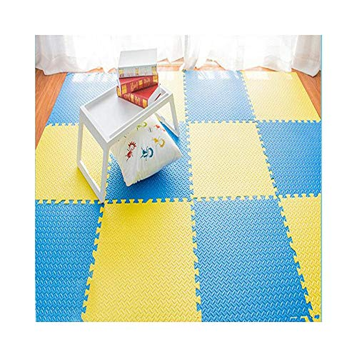 Fantastic Deal! MAHFEI Foam Interlocking Floor Mats Thicken Dance Studio Baby Crawling Floor Protect...