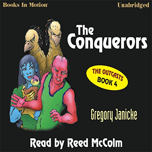 The Conquerors cover art