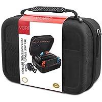 Toennesen Ikever Portable Nintendo Switch Storage Case