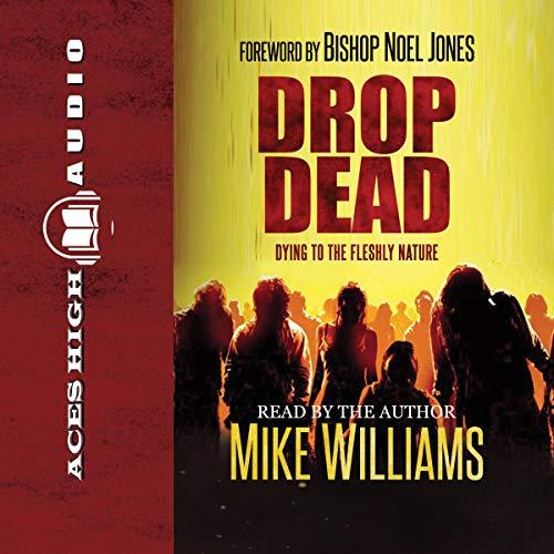 Drop Dead audiobook cover art