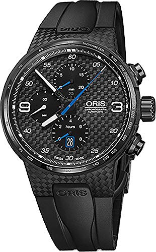 Oris Williams Valtteri Bottas Carbon Fibre Limited Edition Mens Watch