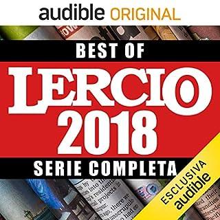 Best of Lercio 2018. Serie completa copertina