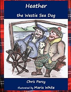 Heather The Westie Sea Dog