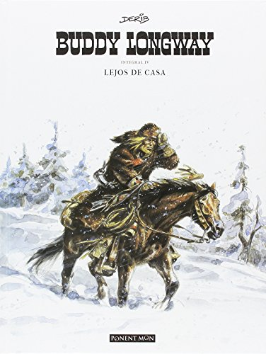 Buddy Longway - Integral Edition  4 (INTEGRALES - WESTERN)