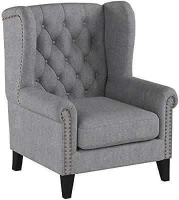 Marvelous Amazon Com Christopher Knight Home Clarice Accent Chair Uwap Interior Chair Design Uwaporg