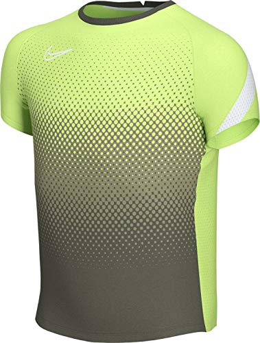 NIKE Camiseta Dry ACD Gx Fp para Hombre Verde Ghost Green/Ghost Green/White/XXL