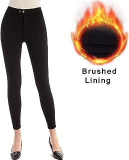 stretch waist pants womens