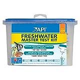 API DE-34 Freshwater Master Test Kit 800-Test Water Master - Kit de Prueba para acuarios de Agua Dulce, Talla única