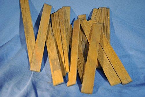 Holz Bretter 20 cm, 2-Fach coloriert, 15 Stck, Krippenbau