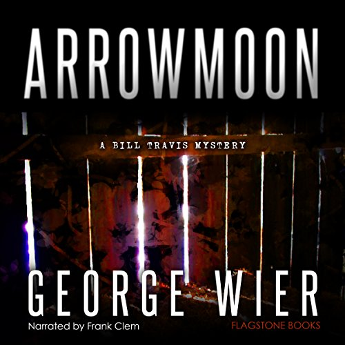Arrowmoon audiobook cover art
