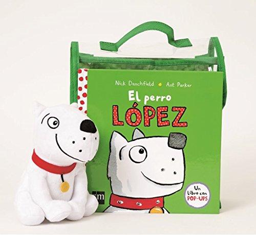 Pack El perro López (El pollo Pepe y sus amigos)