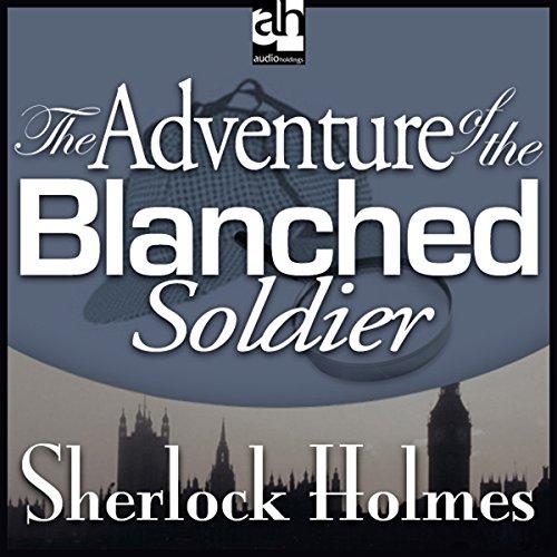 Sherlock Holmes audiobook cover art