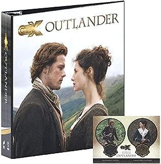 outlander promo cards