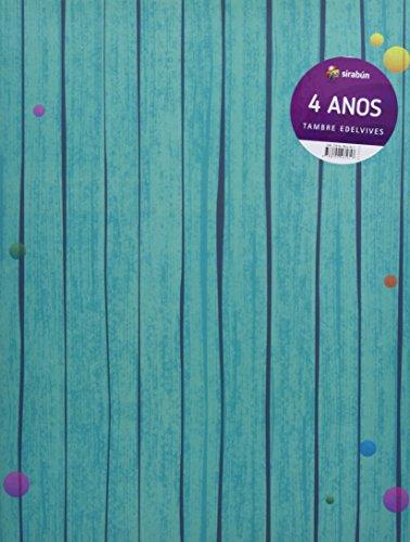 Sirabun - 4 años(caja) - Gallego - 9788490461617
