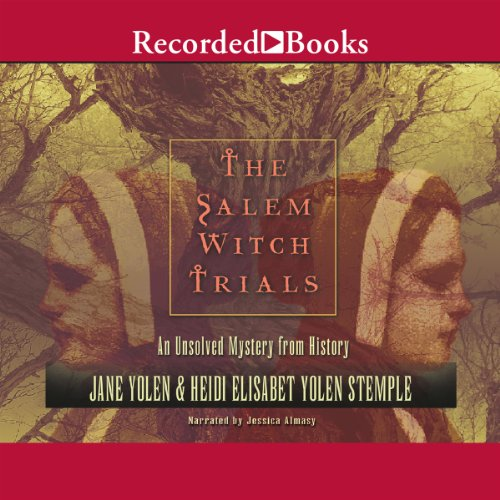 The Salem Witch Trials audiobook cover art