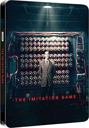 The Imitation Game, Steelbook, Blu-ray, Zavvi exklusiv ohne deutschen Ton, Uncut, Region B, Englisch/English