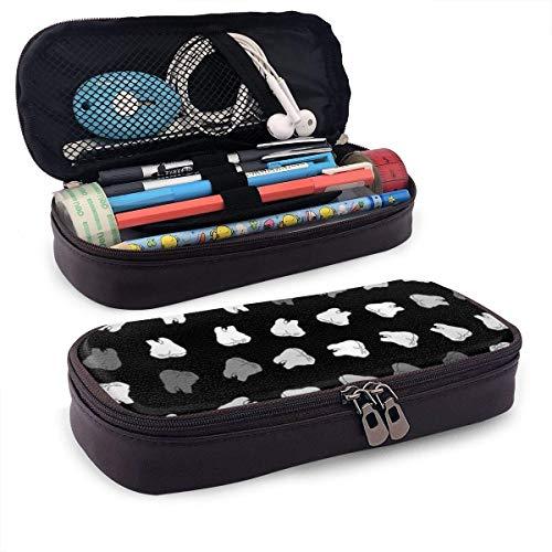 Pencil Case Dental Zahnarzt Aufbewahrungstasche Geldbörse Organizer Kosmetiktasche Reisetaschen mit Reißverschluss Multifunktionale stationäre Tasche Etui für School-50