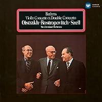 Brahms: Violin Concerto & Double Con by David Oistrakh (2014-07-16)