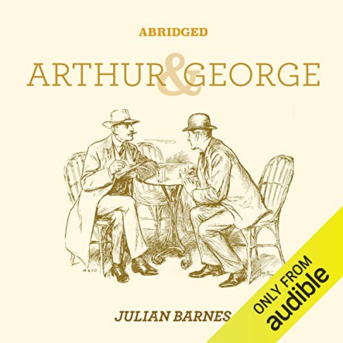 Arthur and George cover art