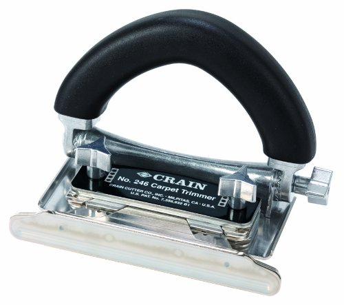 Crain 246 Carpet Trimmer