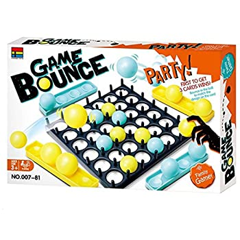 Bounce Off Game Family Game Board Game Pressure Relief Toy Interactive Battle Game