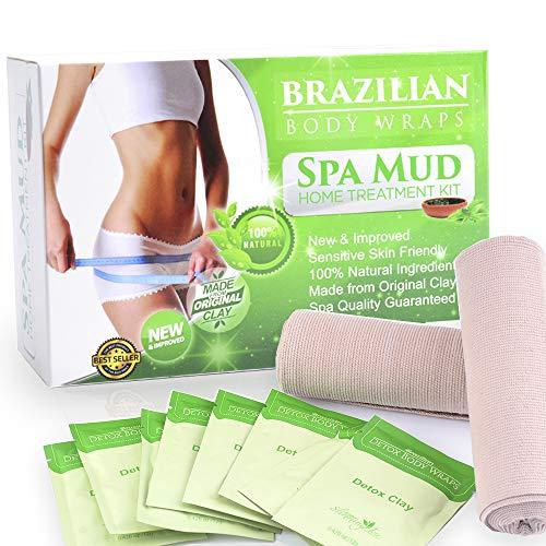 Brazilian Body Wraps - Spa Mud Home Treatment