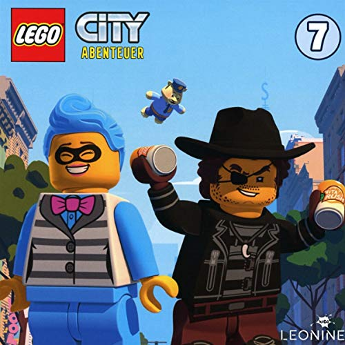 Lego City-TV-Serie CD 7