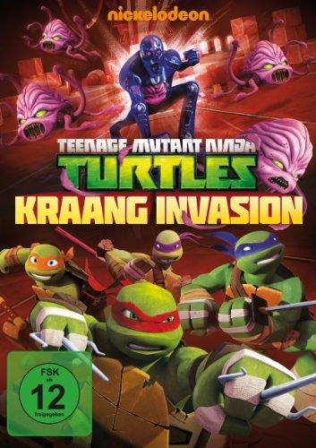 Kraang Invasion