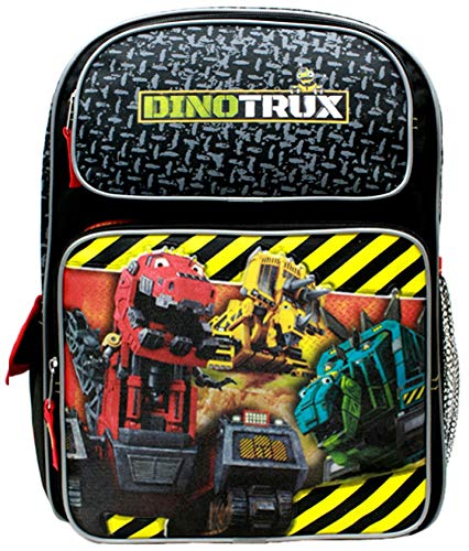 DinoTrux Large 16 Inches Backpack #85099