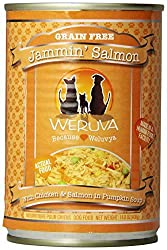 Weruva Grain-Free Natural Canned Wet Dog Food