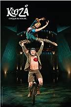 Cirque du Soleil - Kooza Poster Movie Unicycle Duo 24x36