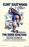 The Eiger Sanction Movie Poster (27,94 x 43,18 cm)