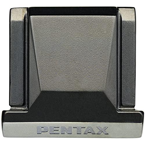 PENTAX ホットシューカバー O-HC177 メタルホットシューカバー【 高品位なステンレス製 】 【 対応カメラ: PENTAXデジタル一眼カメラ ・ PENTAXフィルム一眼レフカメラ ・ ペンタックスのホットシュー規格を採用しているモデル】【 カメラのドレスアップ 】31081 silver