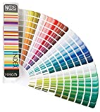 Rugoplast - Paleta de colores profesional  NCS INDEX 1950