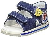 Naturino Falcotto Nemo, Sandalias Unisex bebé, Azul (Jeans 0c06), 18 EU