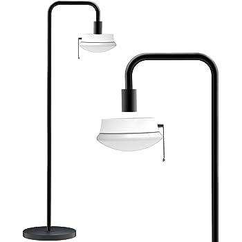 Lightdot LED Floor Lamp for Bedroom, Bright 4000K Standing Lamp for Living Room, Tall Pole Light for Reading & Offices